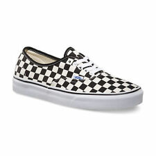 Vans Authentic (Golden Coast) Black/White Checkers Canvas New In Box VN-OW4NDI0