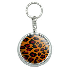 Portable Travel Size Pocket Purse Ashtray Keychain Pattern Prints L-P