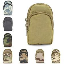 Mini Waist Pack Military Utility EDC Pouch Handy Bag Keys Coin Purses