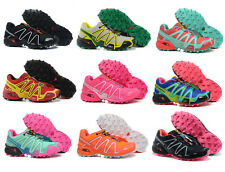 New in Box Womens Salomon Speedcross 3 Athletic Running Trainers Hiking Shoes