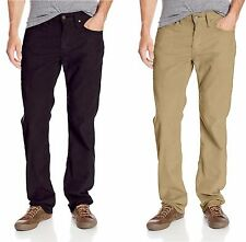Levis 514 Corduroy Jeans Mens Straight  Flat Front Low Rise Stretch Cord Pants