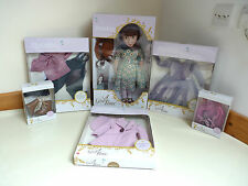 A Girl for All Time 1940's Clementine Doll + All Clothing BNIB Similar to Sasha