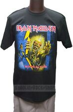 Iron Maiden No Prayer For The Dying Shirt Licensed Merchandise tshirt