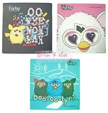 FURBY Car Road Tax Disc Holder Vacuum License Holder Vacuum Decal Sticker