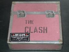 The Clash - 5 Studio Album CD Set [8CD Box set]