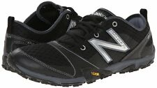 New Balance MT10BS3 Minimus Trail Running Shoes, Black with Lead