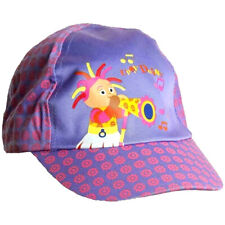 In The Night Garden Sun Hat Cap Blue Iggle Piggle or Lilac/Pink Upsey Daisy 1-3Y