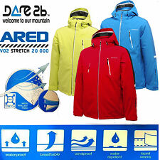 Dare2b Jacket Mens Jacket Waterproof Breathable Jacket Synergize Jacket Ski Top
