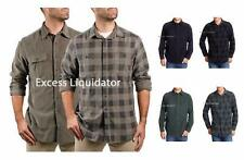 TAILOR VINTAGE MENS 2 IN 1 REVERSIBLE BUTTON DOWN SHIRT, Long Sleeve