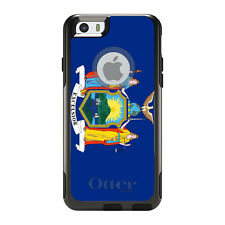 OtterBox Commuter for iPhone 5 5S SE 6 6S Plus New York State Flag