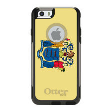 OtterBox Commuter for iPhone 5 5S SE 6 6S Plus New Jersey State Flag