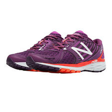New Balance W1260v5 Womens Purple Running Support Sport Shoes Trainers B Width
