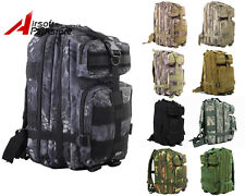 Molle Outdoor Camping Trekking Hiking Bag Military Tactical Rucksacks Backpack