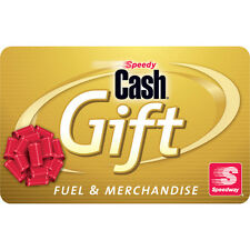$10 / $25 / $50 Speedway Gas Gift Card - Mail Delivery