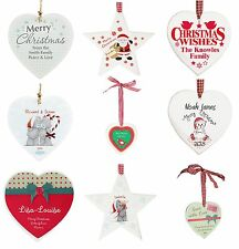 Personalised Decorations Gift Ideas for Her Him Grandparents Love 1st