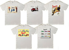 Vespa Italy Collection - Motorbike - Scooter - Vintage Poster - Men's T-shirt