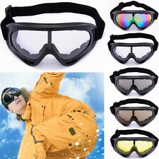 Adult Snowboard Ski Skiing Goggles Lens Frame Snow Glasses Motorcycle Hot Sales