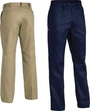 BISLEY WORKWEAR WORK PANT ORIGINAL COTTON DRILL MENS WORK PANT (BP6007)