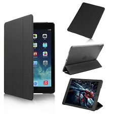 For Apple iPad Air 2 Ultra Slim Magnetic Wake Smart Cover PU Leather Case Stand