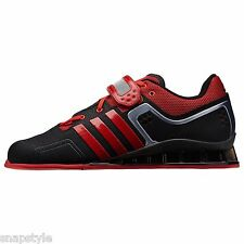 New Men's ADIDAS - M21865 Adipower Weightlifting Weight Lift Sneakers MSRP $200