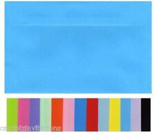 C5 Envelopes (20) Large A5 230mm x 162mm Quality Coloured Smooth 100gsm New