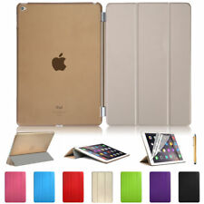 Slim Magnetic PU Leather Smart Stand Cover Case for lot Apple iPad 6 iPad Air 2