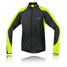 Gore Phantom 2.0 Windstopper Soft Shell Convertable Mens Cycling Jacket Top