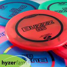Discraft Z BUZZZ OS *pick your color and weight* disc golf Hyzer Farm mid range