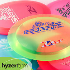 Discraft Z FLX CRANK *choose your weight and color* disc golf driver  Hyzer Farm