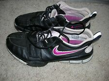 Nike Free 7.0 Women Shoes Training Size 11  Black,pink purple