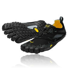 Vibram FiveFingers Spyridon MR Sports Shoes Running Mens Trainers Sneakers Black