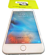 Apple iPhone 6 Plus - 16GB - Silver Straight Talk Smartphone AT&T VERY GOOD COND
