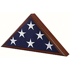 Capitol Flag Case Hand Made By Veterans