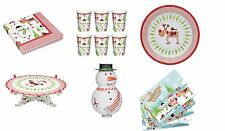KITCHEN CRAFT SANTA AND FRIENDS CHRISTMAS TABLE DECORATIONS PARTY FESTIVE