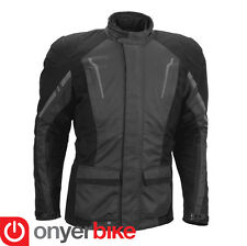 Kawasaki Ventoux Bering Mens Motorbike Motorcycle Waterproof Thermal Jacket H2