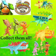 Learning Curve Dinosaur Train Collectible Figures - 6 to Collect! NEW UK Stock