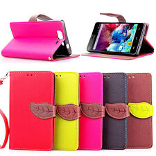 Luxury Leather Card Flip Wallet Case Stand Cover For  The latest mobile phone