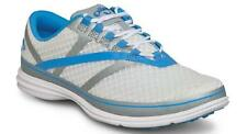Callaway Ladies Solaire SE Golf Shoes - White/Silver/Blue - Medium - W489-60