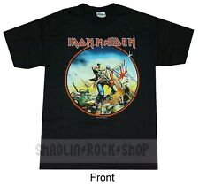 Iron Maiden Shirt The Trooper Classic Design Official Merchandise