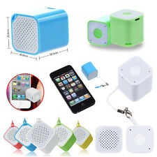 Mini Portable Stereo Wireless Bluetooth Handsfree Speaker for iPhone Samsung New