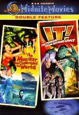 The Monster That Challenged The World/It! The Terror From Beyond Space New DVD