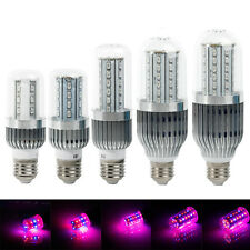 360°Greenhouse 18W/28W/43W/54W/60W E27 LED Plant Grow Light Bulb Hydroponic Lamp