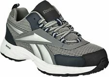 Reebok Steel Toe Athletic Work Shoe, SD Rated, Slip Resistant in Wide 6 to 15