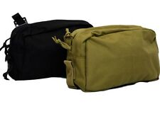 LBT Molle GP Utility Pouch Horizontal 2 Pack Black/Coyote