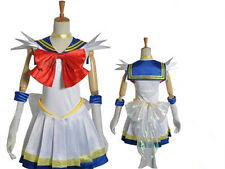 Sailor Moon SuperS Sailormoon Cosplay Costume Dress NEW