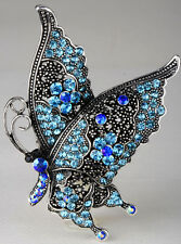 Butterfly stretch ring cute bling scarf jewelry gifts for women her 8