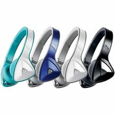 Monster DNA Noise Isolating Headphones White/Teal White/Grey Blue/Gry NEW SEALED