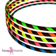 Beginner Hula Hoop, Diameter 90, 95, 100, 105 cm, Hoopomania Hula workout