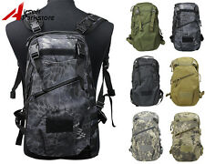 Tactical Military Molle Backpack Pack Outdoor Sports Hiking Camping Hunting Bag