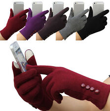 Hot Womens Winter Warm Touch Screen Gloves SmartPhone Tablet Full Finger Mittens